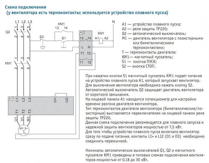 Подключение кондиционера к электрической сети