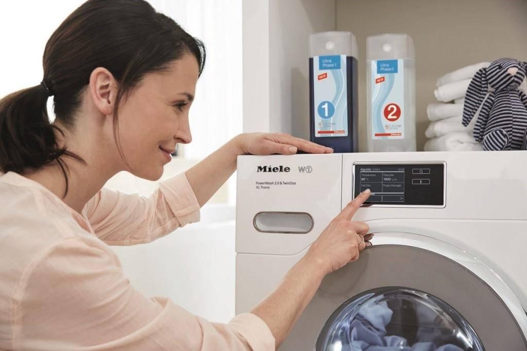 Немецкие стиральные машины- немецкая сборка, как отличить от подделки