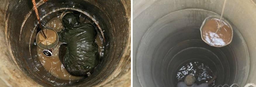 Причины пожелтения воды из колодца — как очистить?