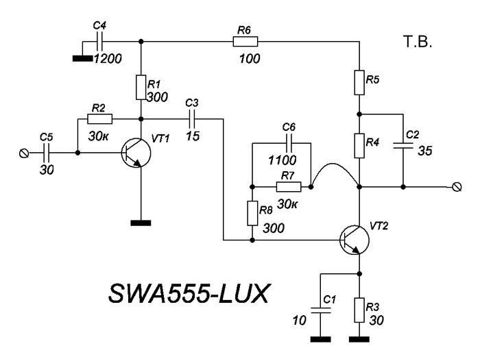 Антенный усилитель сигнала для цифрового телевидения dvb t2: как выбрать, подключить