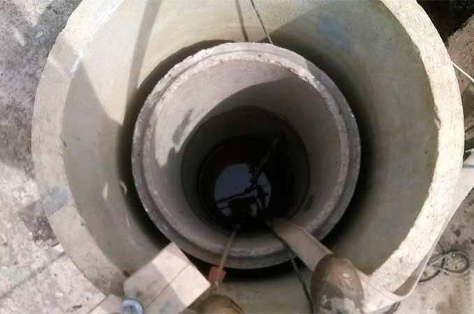 Возведение своими руками колодца из бетонных колец: особенности монтажа конструкции