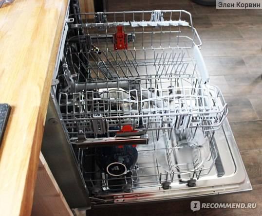 Лучшие встраиваемые посудомоечные машины 60 см (топ 10)