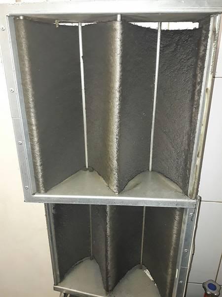 Замена воздушных фильтров в системах вентиляции - ап сервисный центр