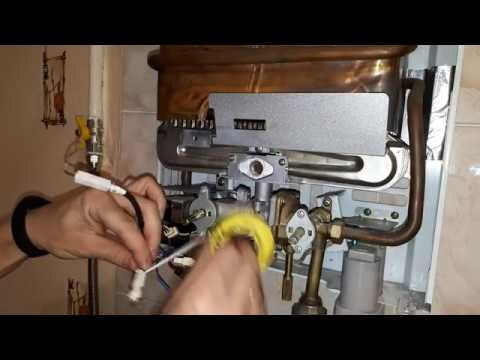 Как почистить газовую колонку в домашних условиях - инструкция