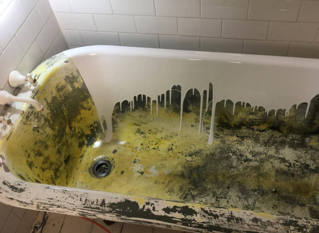 Как отреставрировать ванну в домашних условиях - все о канализации