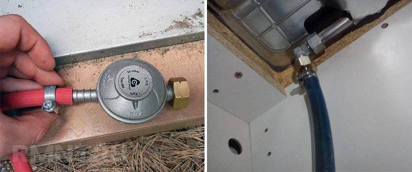 Подключение газовой плиты своими руками: как пошагово установить газовую плиту в квартире