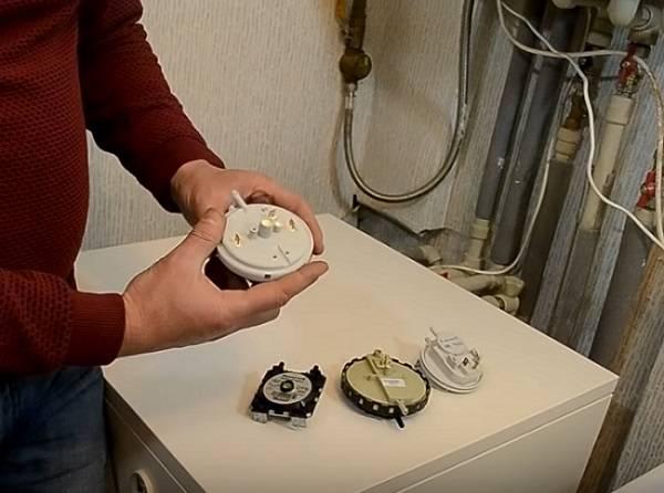 Датчик тяги газового котла отопления: что это и нужен ли?