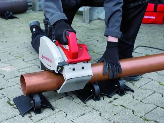 Оборудование для резки труб: виды и особенности применения