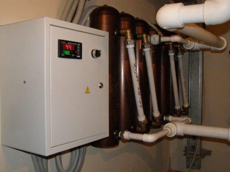 Выбор электрокотла для отопления частного дома