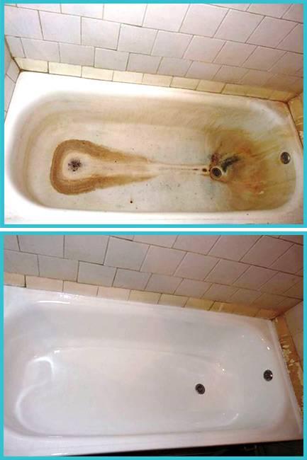 Через какое время можно пользоваться ванной после покрытия акрилом