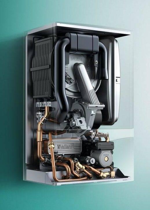 Атмосферный или турбированный газовый котел: сравнительный обзор | отделка в доме