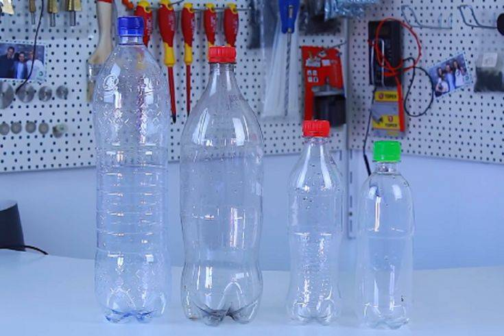 Изготовление поделок из пластиковых бутылок: кукла, пальма, домик и другие