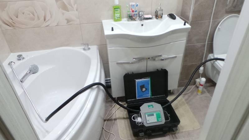 Поверка счетчиков воды без снятия их с места установки - как это делается
