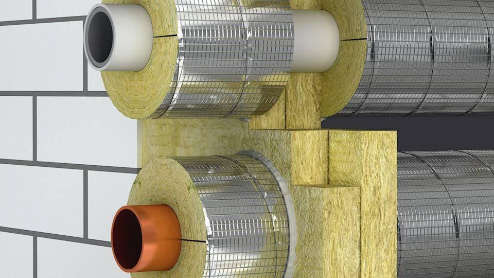 Теплоизоляция для труб водоснабжения: чем утеплить трубу водопровода на улице, утепление водопроводных труб в земле, как утеплить в частном доме, утеплитель, изоляция