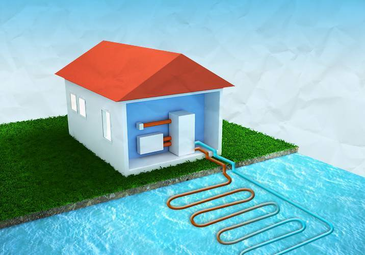 Обогрев за бесценок! тепловой насос для отопления дома: принцип работы устройства