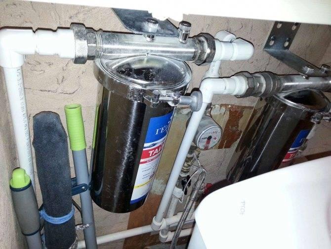 Эксплуатация — выбираем фильтр для смягчения воды для стиральной машины