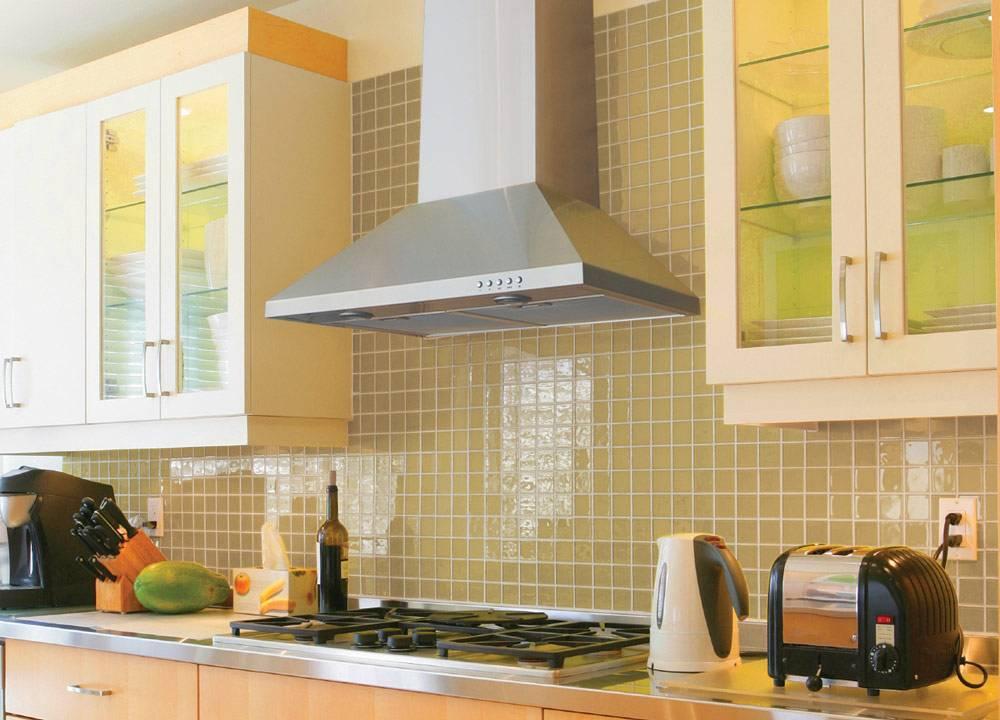 8 шагов выбора вытяжки для кухни и 40 фото