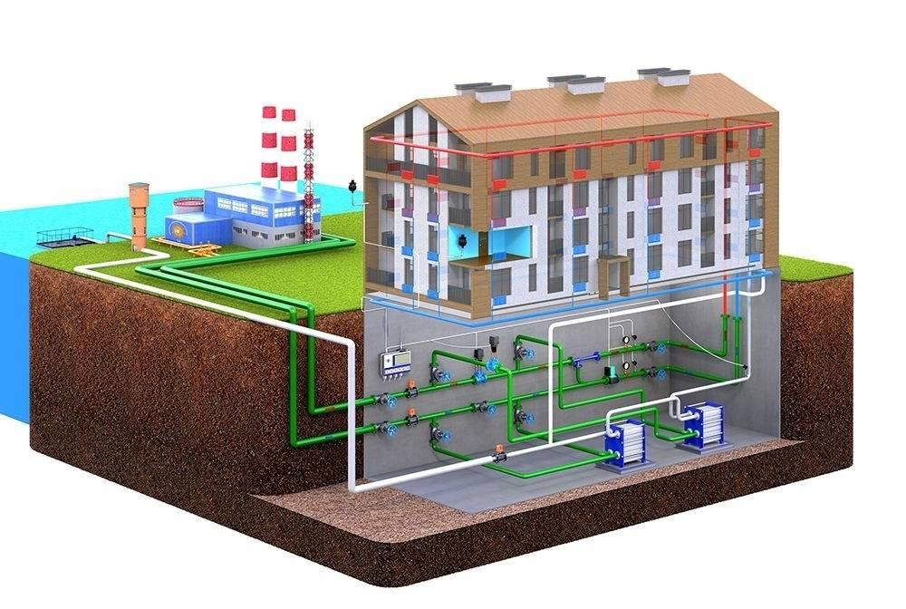 Как устроена система канализации в многоквартирном доме