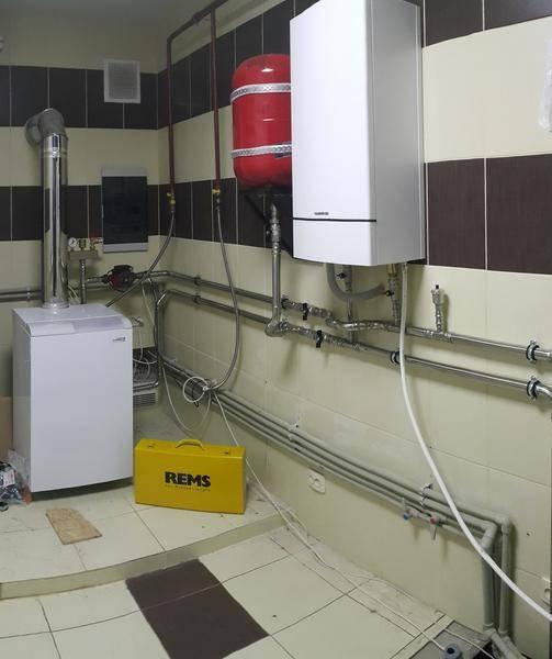 Требования к помещению для установки газового котла: правила и нормы