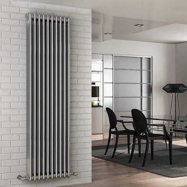 Трубчатые радиаторы отопления: особенности, плюсы и минусы