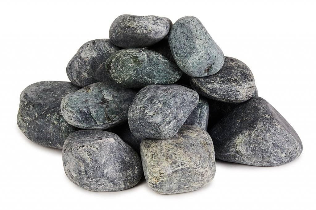 Какие камни лучше для бани. как сделать правильный выбор. отзывы покупателей