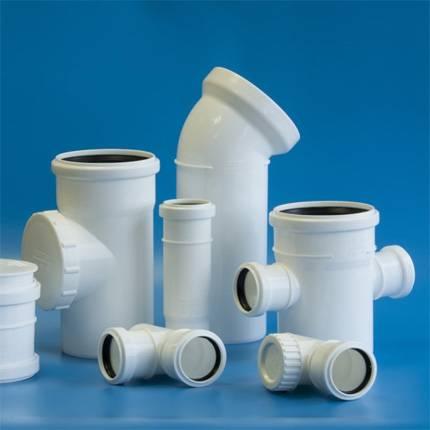 Бесшумные канализационные трубы: выбираем производителя и правильно монтируем