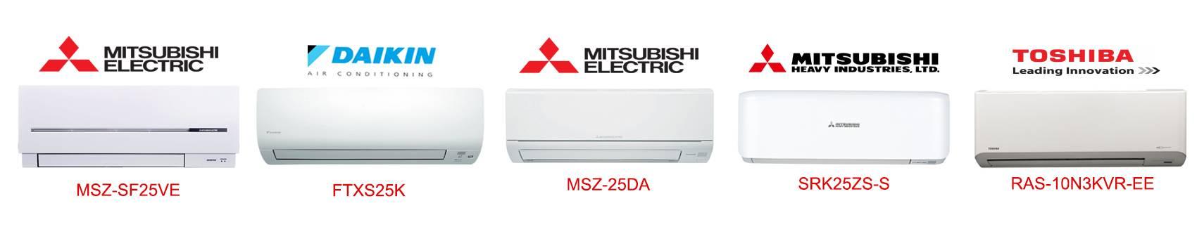 Сплит-системы mitsubishi electric: топ-10 лучших моделей, отзывы + советы по выбору