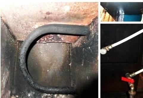 Что делать, если потекла батарея отопления или труба
