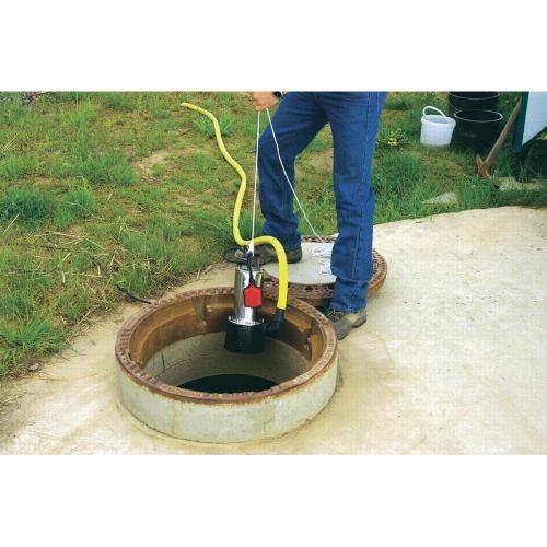 Выбираем подходящий колодезный насос для откачки чистой и грязной воды из колодца
