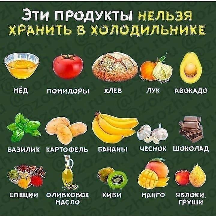 Что нужно хранить в холодильнике кроме продуктов: лекарства, косметика и другие вещи
