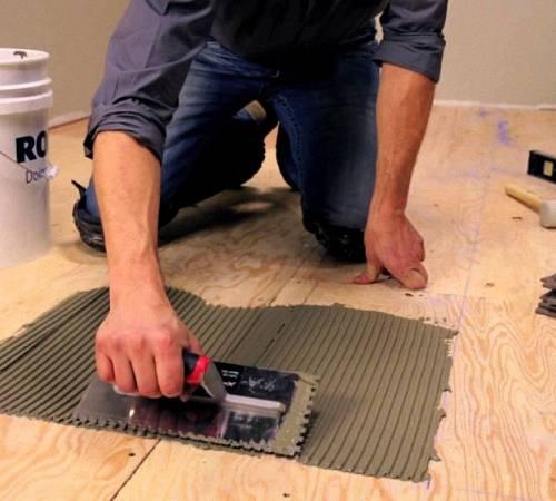 Электрический теплый пол на стену: какой вид выбрать и произвести монтаж