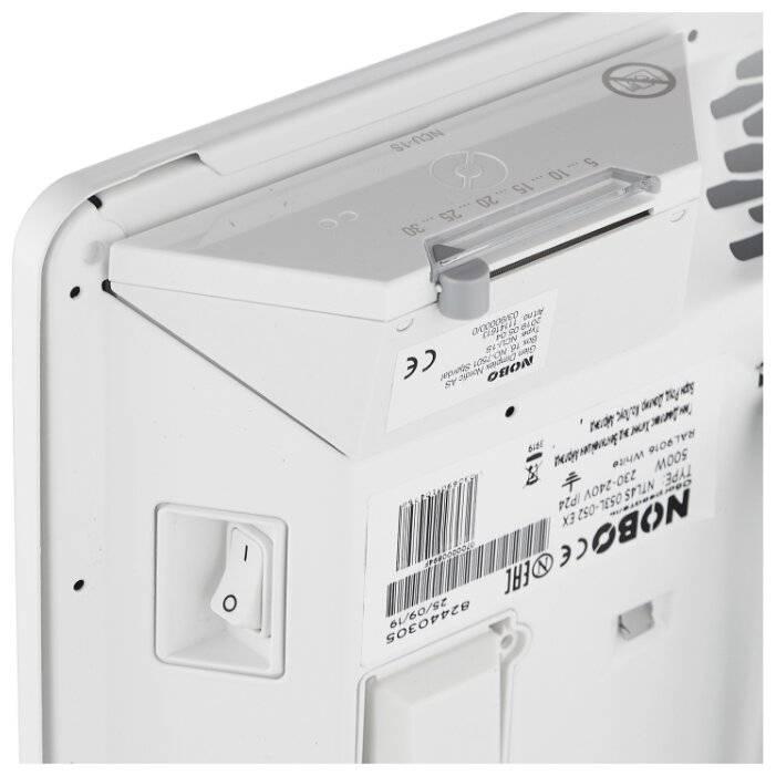 Электрические конвекторы нобо: преимущества и недостатки
