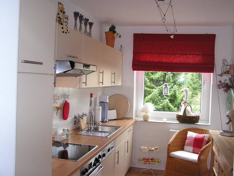 Маленькая кухня (88 фото): секреты правильного дизайна