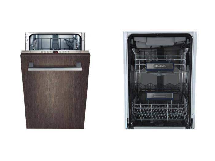 Рейтинг топ-13 лучших посудомоечных машин 45 см