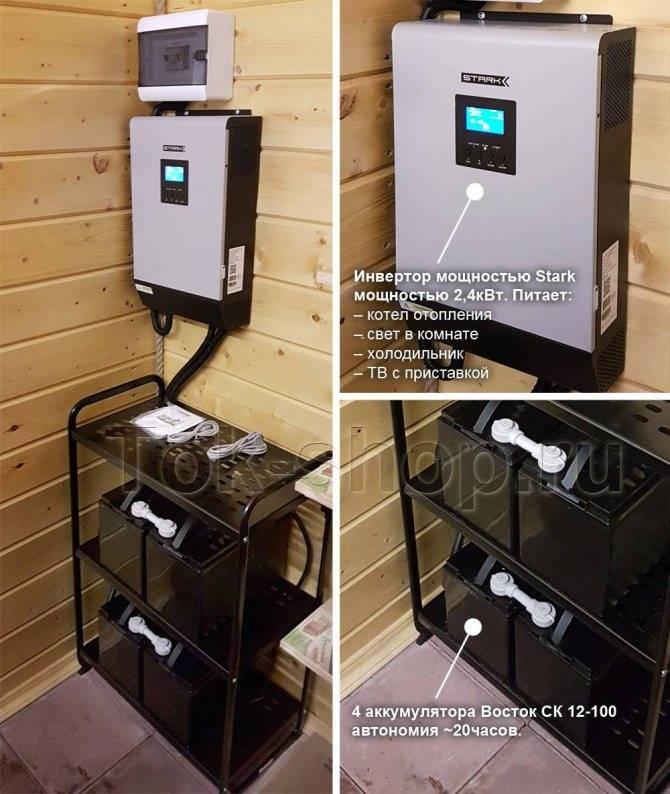 Инвертор для котла отопления