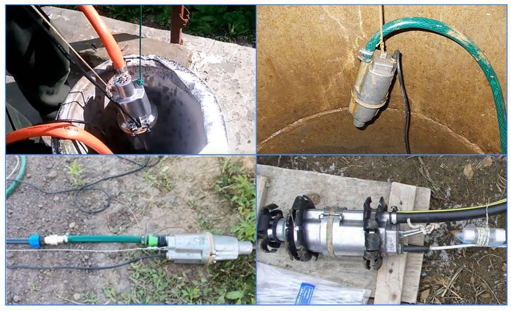 Как вытащить застрявший в скважине насос - методы и полезные советы