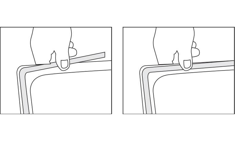 Как закрепить раковину на гипсокартон