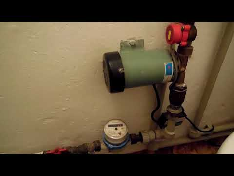 Насос для повышения давления воды в квартире как правильно выбрать и установить krani.su