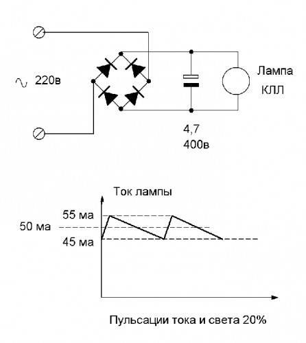 Подключение диммера. схемы регулятора (диммера)