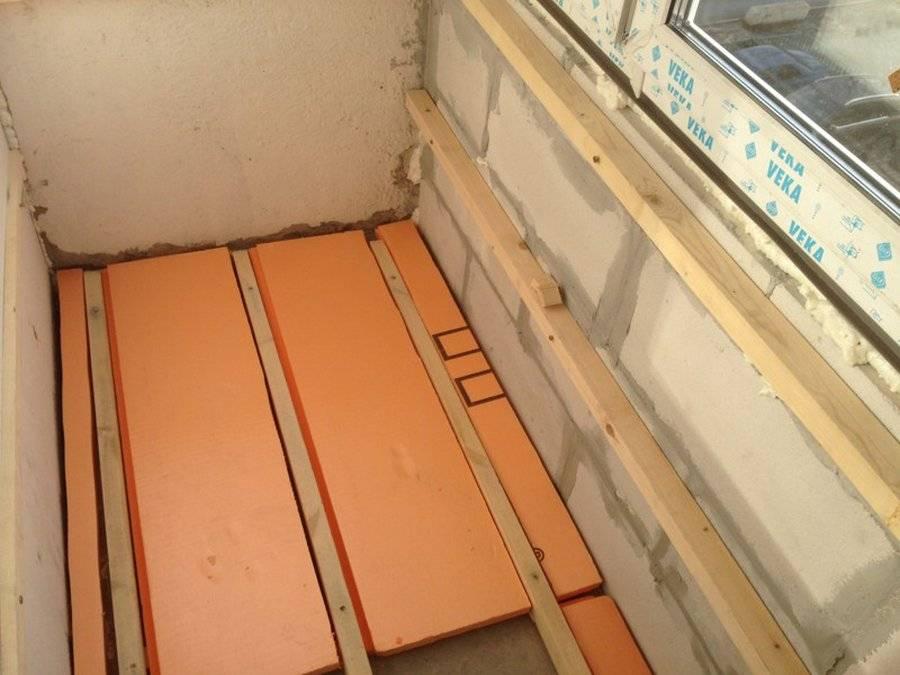 Из статьи вы узнаете: как правильно утеплить балкон изнутри своими руками, а также получите пошаговую инструкцию с видео и рекомендации по выбору материалов | проинструмент