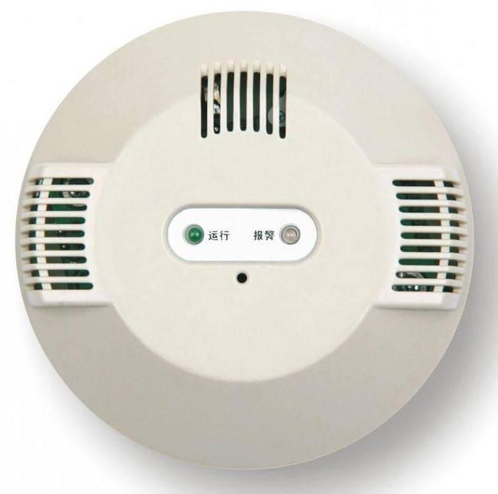 Датчик газа для дома с закрывающимся и отсечным клапаном, сигнализатор утечки