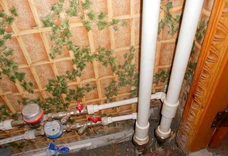 Разводка водопровода в квартире: типовые схемы + нюансы проектрирования