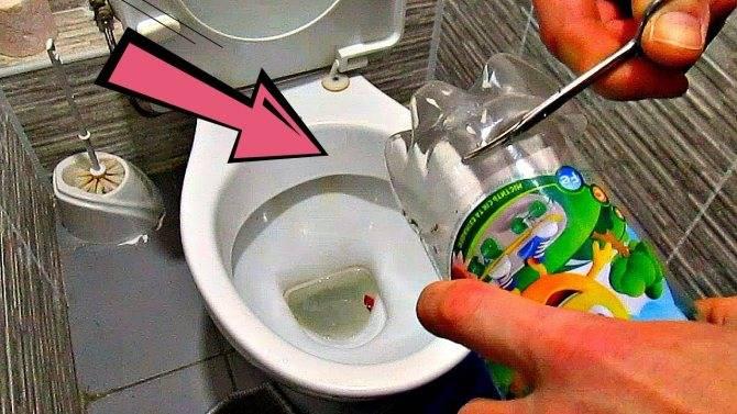 Как самостоятельно прочистить унитаз в домашних условиях: химические и механические способы устранить засор