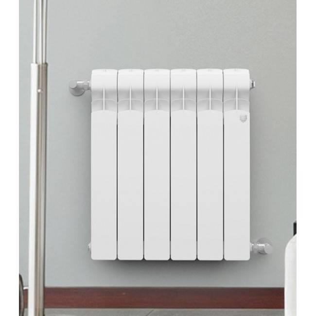 Вертикальные батареи отопления для квартиры — фото