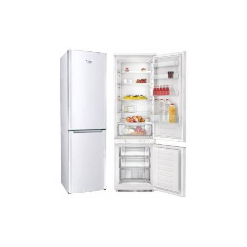 Двухкамерный холодильник hotpoint-ariston — встраиваемые модели с системой no frost, отзывы