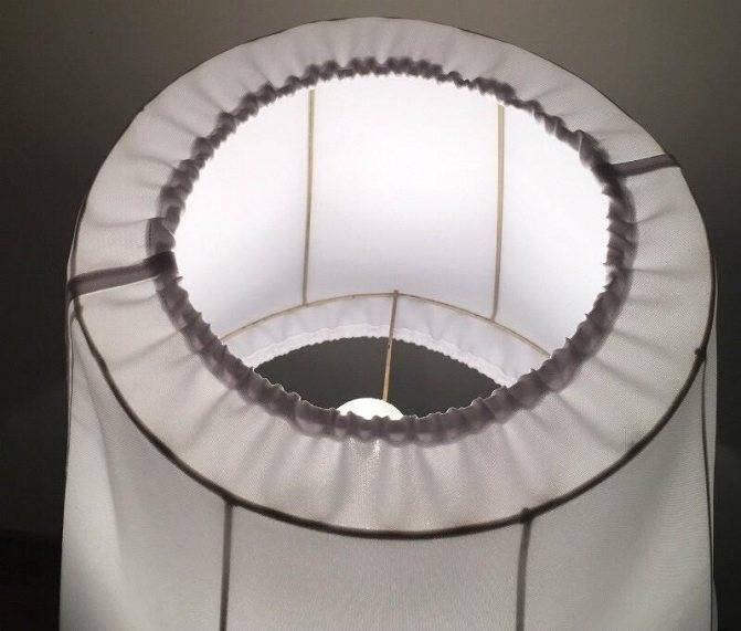 Абажур своими руками — простые и оригинальные идеи украшения настольных и напольных ламп