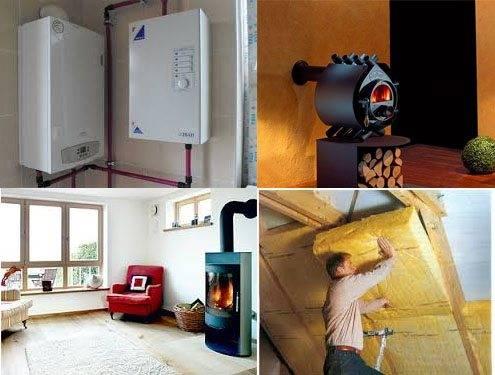 Что выгоднее для отопления газ или электричество. отопление частного дома — электричество или газ