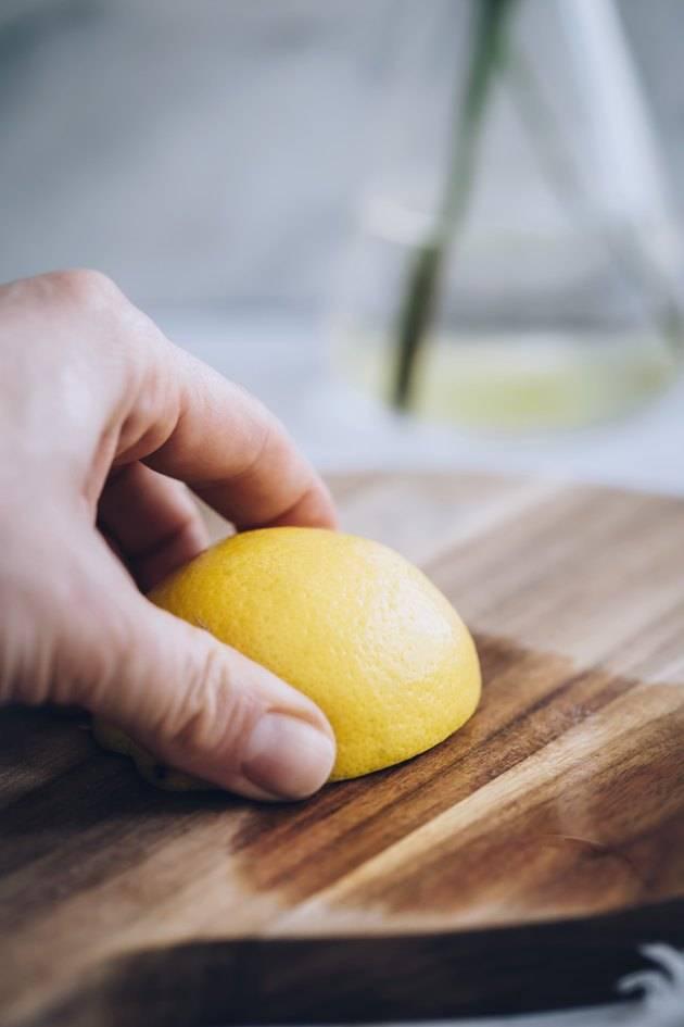 Как снять цедру с лимона правильно двумя способами