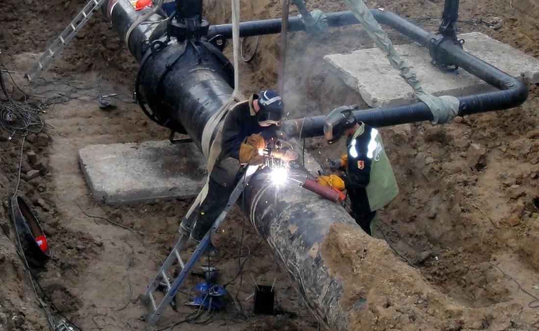 Врезка в газопровод под давлением: как без отключения, в магистральный и в стояк