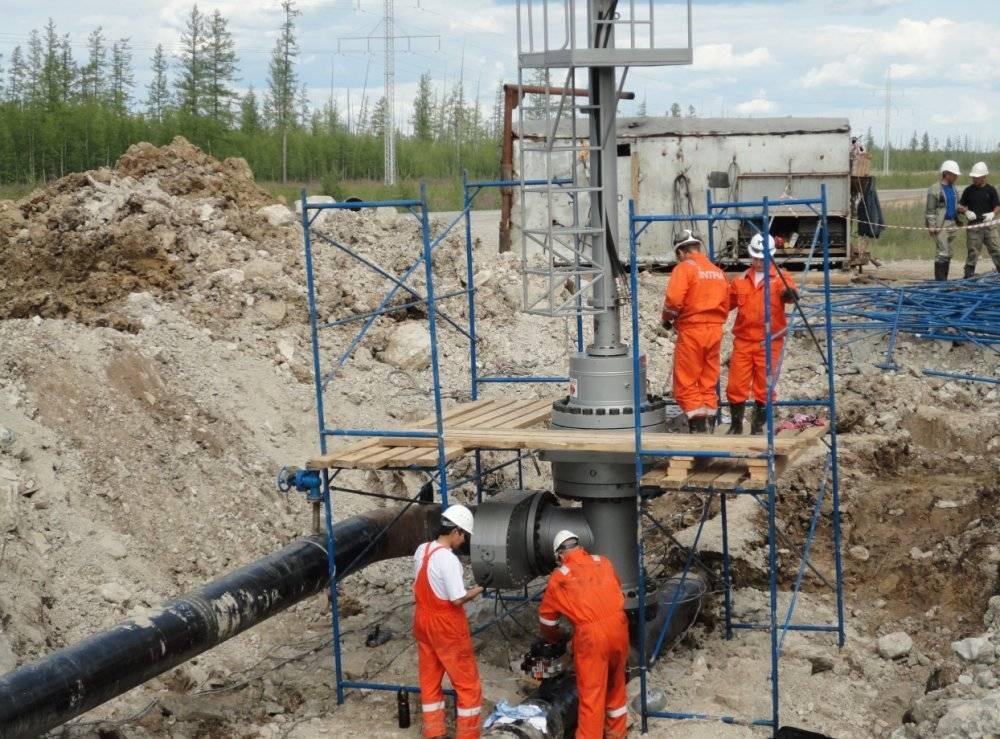 Перенос газовой трубы - правила и требования